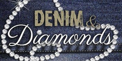 Copy of  Soroptimist of Marysville Annual Auction ~ DENIM & DIAMONDS