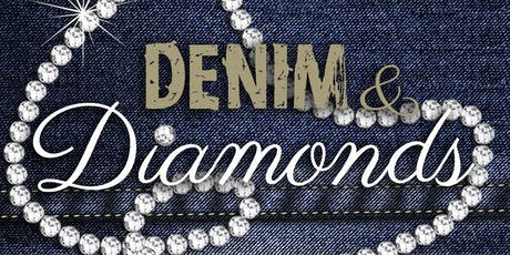 Copy of  Soroptimist of Marysville Annual Auction ~ DENIM & DIAMONDS  tickets