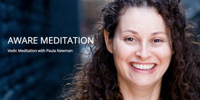 Vedic Meditation Teacher Training with Paula Newman