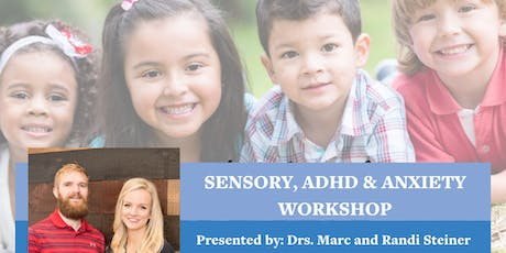 Explore the Path to Sensory Challenges, ADHD & Anxiety tickets