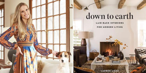Lauren Liess Book Signing at Ballard Designs