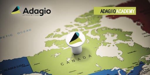 Adagio Academy Toronto