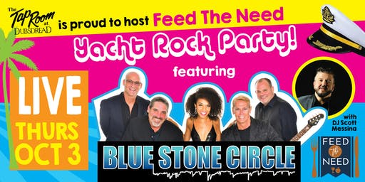 Feed the Need Yacht Rock Party