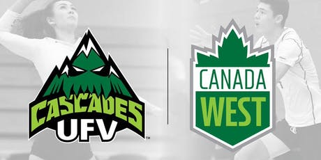 UFV Cascades Men's Volleyball Oktoberfest tickets