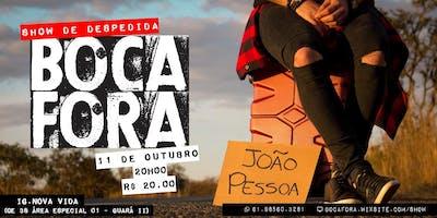 Show Boca Fora