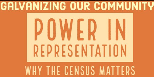 POWER IN REPRESENTATION: Why the census matters