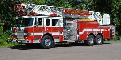 Frostburg Fire Department and Traditions Training- Truck Company Operations