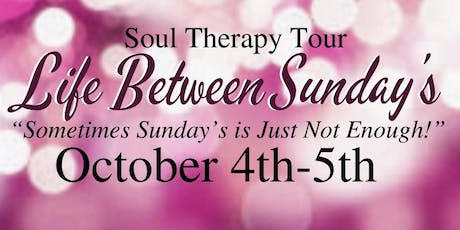 Soul Therapy Tour  tickets