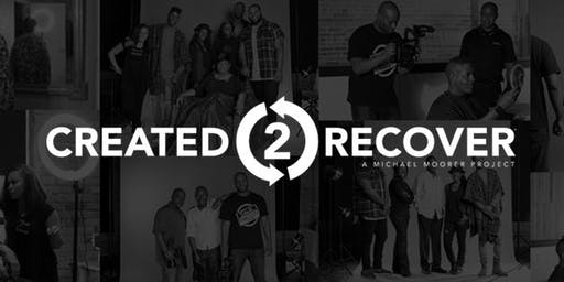 "RSVP | ""The Created 2 Recover"" Film Viewing Party."