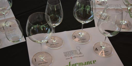 Riedel Tasting & Seminar Series- October