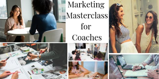 Marketing Masterclass For Coaches