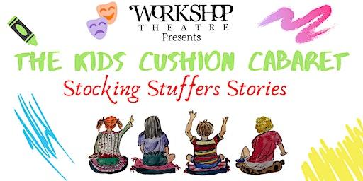 WTS Presents: Kids Cushion Cabaret - STOCKING STUFFER STORIES (Marda Loop)