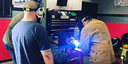 Gearhead DIY Super Center -FREE Welding Seminar