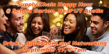 Supply Chain Mixer — Meet APICS for Happy Hour Drinks, Bites and Networking tickets