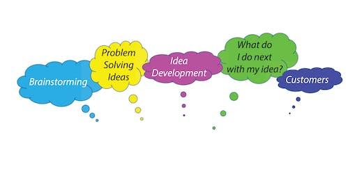 Idea Creation Bootcamp #1 - Sponsored by Bottomline Technologies