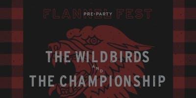 Flannel Fest Pre Party