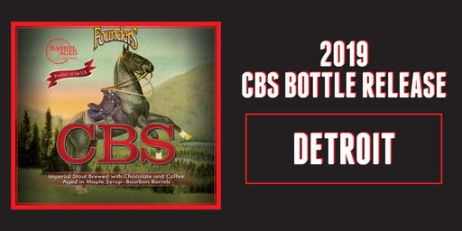 Founders 2019 CBS Release - DETROIT