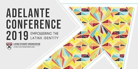 Adelante Conference 2019 tickets