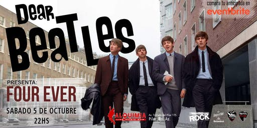 Dear Beatles en Alquimia Pilar