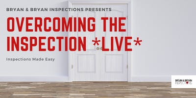 Overcoming The Inspection LIVE