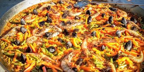Mongers' Provisions Paella Night tickets