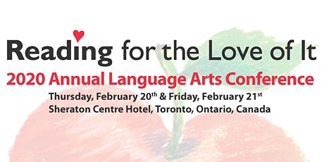 Reading for the Love of It 2020 Exhibitor Booth Rental tickets