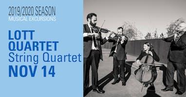 Musical Excursions: LOTT QUARTET - String Quartet