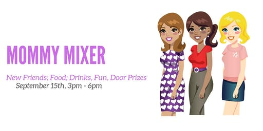 The Plano Moms Mommy Mixer - Speed Dating for Moms (with Moms)!