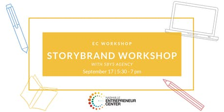 EC Workshop: StoryBrand Workshop with 5by5 Agency tickets