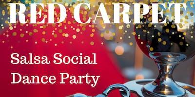 Red Carpet: Salsa Social Dance Party