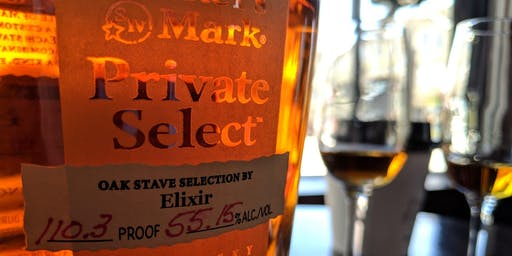 Maker's Mark Private Selection Blending Class