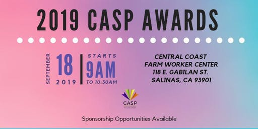 2019 Community Alliance for Safety and Peace Awards