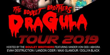 Boulet Brothers: Dragula Tour tickets