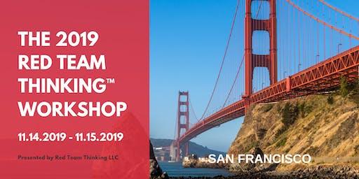 Red Team Thinking®  Workshop