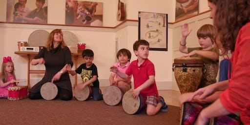 Rhythm Kids Free demo ages 4-5