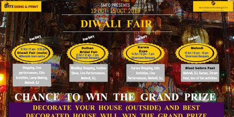 Diwali Fair tickets
