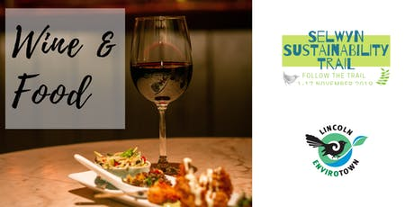 Selwyn Sustainability Trail Wine & Food tickets