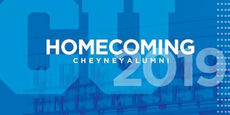 Cheyney University Alumni Homecoming 2019 tickets