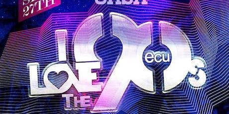 I love the 90s tumba la casa @ doha night club  tickets