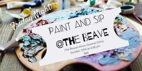 Art Night in Beaver Mines II tickets
