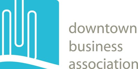 2019 Downtown Business Association Fall Lunch - Building Innovation  tickets
