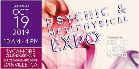 Psychic & Metaphysical Expo OCT 19 tickets