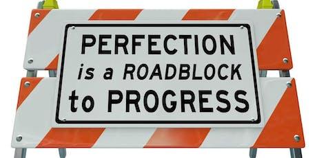 Combatting Perfectionism Workshop - Girls grades 7 - 9 (4 weeks) tickets