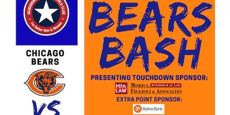 NBGC's 2019 Bears Bash tickets