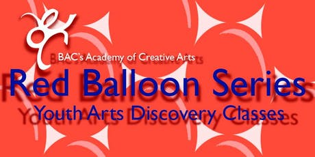Red Balloon Youth Arts Discovery Series tickets