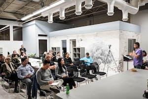 CubeCreative Industry Meetup