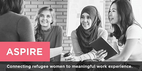 YWCA Aspire Info Session | FREE Program for Newcomer Refugee Women tickets