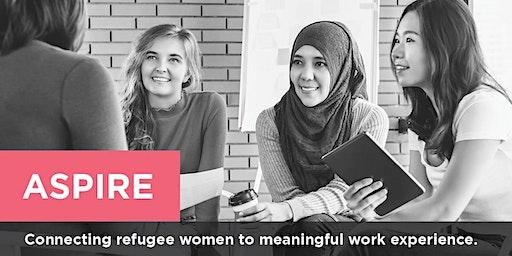 YWCA Aspire Info Session | FREE Program for Newcomer Refugee Women