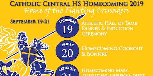 CCHS Athletic Hall of Fame Dinner & Induction Ceremony