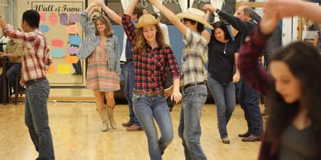 Beginner Country Two Step Lesson tickets